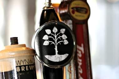 Siena Tavern Beer Tap