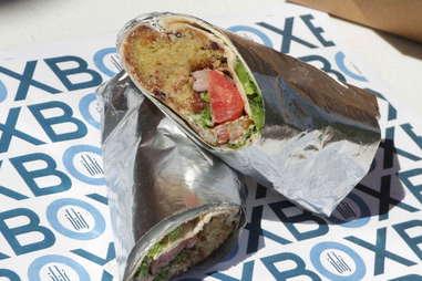 Ilili Box Best Falafel NYC