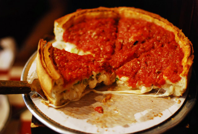 Best Chicago Pizza Of 2014