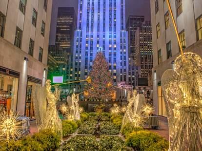 Christmas New York