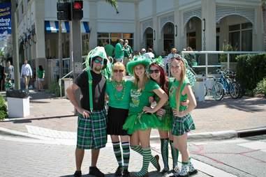 St. Patrick's Day Delray Beach