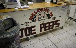Joe Peeps NY Pizza