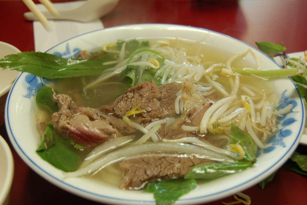 Best Vietnamese Restaurants In Detroit Pho Lucky Pho Nguyen Hoang Thrillist
