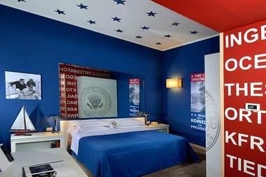american icon room
