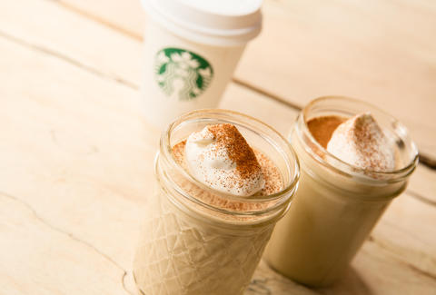 Pumpkin Spice Latte Mousse — Thrillist Recipes