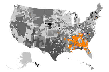 krystal US map