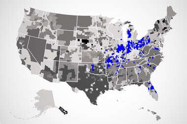 steak 'n shake US map