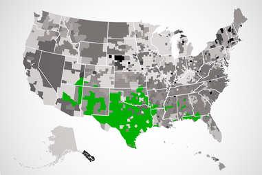 whataburger US map
