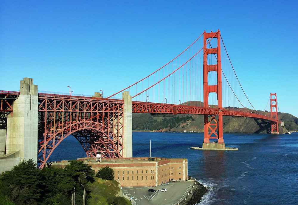 13 Facts You Need To Know About Golden Gate Bridge - Thrillist