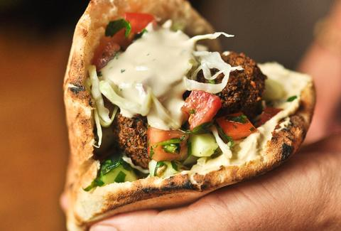 Best Falafel NYC