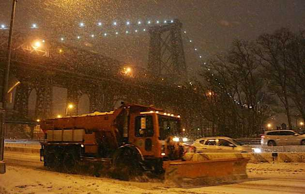 It's the first of Snowvember! Snow alert issued tonight in NYC