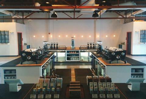 Barista Parlor Golden Sound Nash