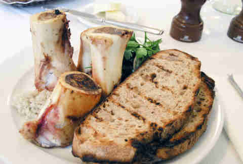 Bone Marrow by Fergus Henderson