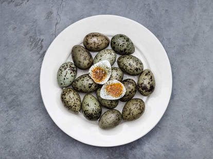 Gulls' Eggs at Lyle's