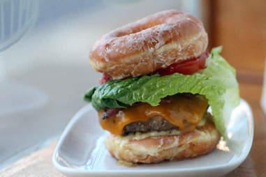 Donut Burger