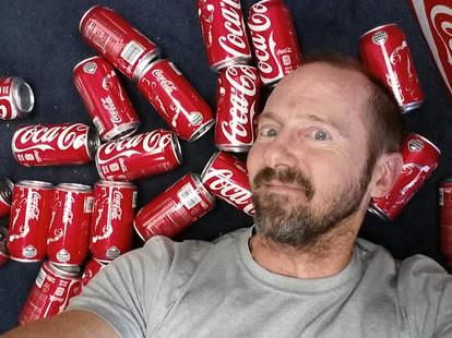 10 Cokes a Day dude
