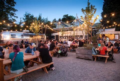 Tidbit Food Farm And Garden Portland Food Pods Thrillist