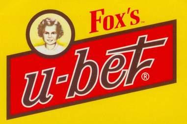 NYC egg creams - Fox's u-bet