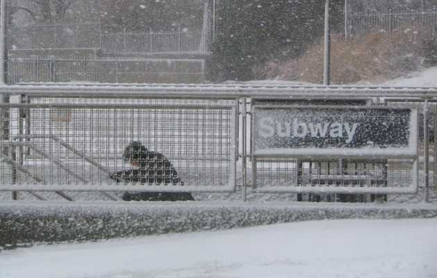 Get paid for subway misery: Stranded A-train riders receive $2,500