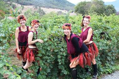 Enchanted Forest Wine Run