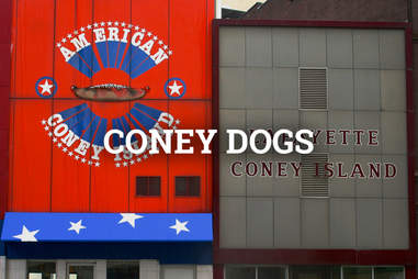 Best Coney Dogs Detroit