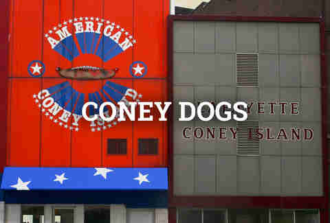 Best Coney Dogs Detroit