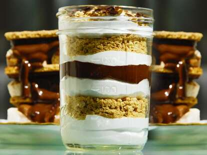 7-layer s'mores