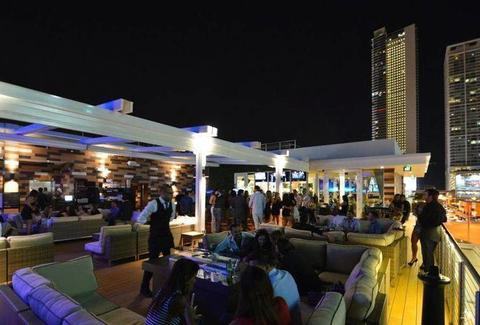 Touch 233 Rooftop Lounge Amp Restaurant A Miami Fl Restaurant