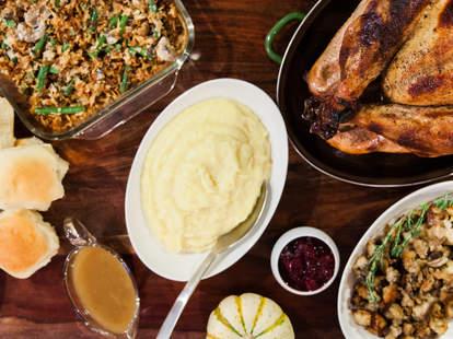 Thanksgiving leftovers — Thrillist Recipes
