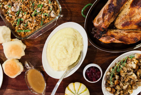 Thanksgiving leftovers — Thrillist Recipes
