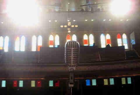 ryman stained glass