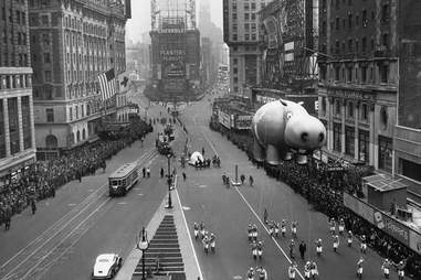 History of The Thanksgiving Day Parade