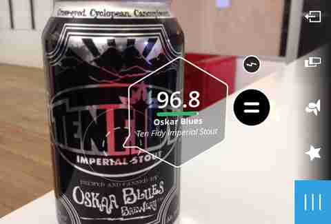 We tried beer recommendation app Next Glass, and it's amazing