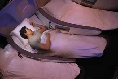 Virgin First Class Sleeper