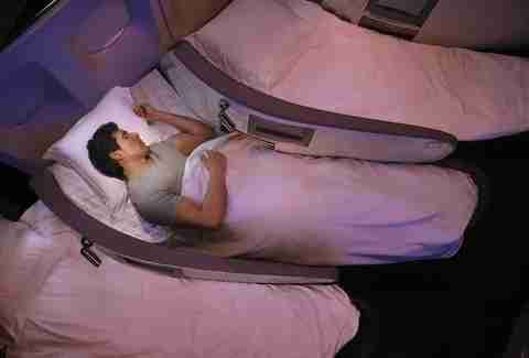 Virgin First Class Sleeper