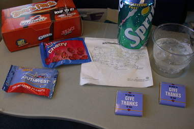 AIrline Snack pack