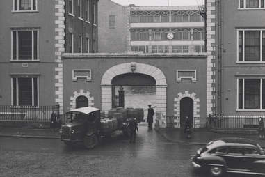 Guinness historic brewery