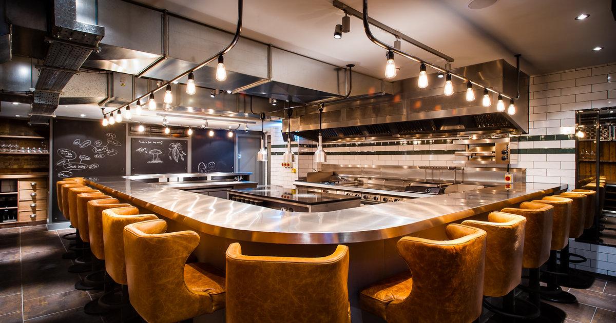Kitchen table a london united kingdom restaurant for Festive kitchen dallas