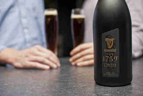 Guinness the 1759 Bottle