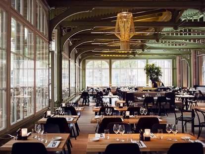 Café Restaurant De Plantage Amsterdam