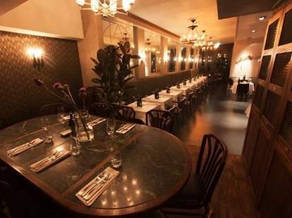 Americano Bar & Kitchen Amsterdam