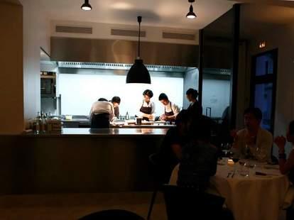 Restaurant PAGES Paris