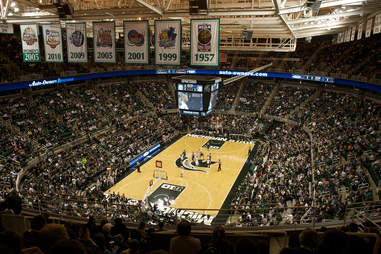 Breslin Center – Michigan State