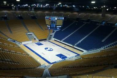 Marriott Center – BYU