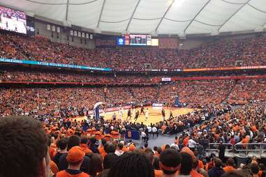 Carrier Dome – Syracuse
