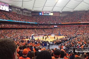 Carrier Dome – Syracuse