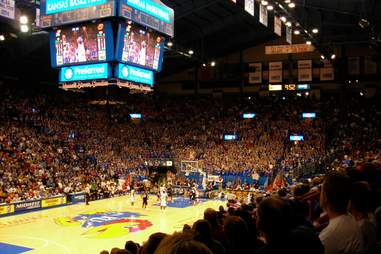 Allen Fieldhouse – Kansas