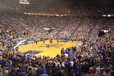 Rupp Arena – Kentucky