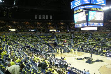 Crisler Center – Michigan