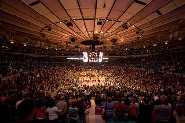 22.Madison Square Garden – St. Johns